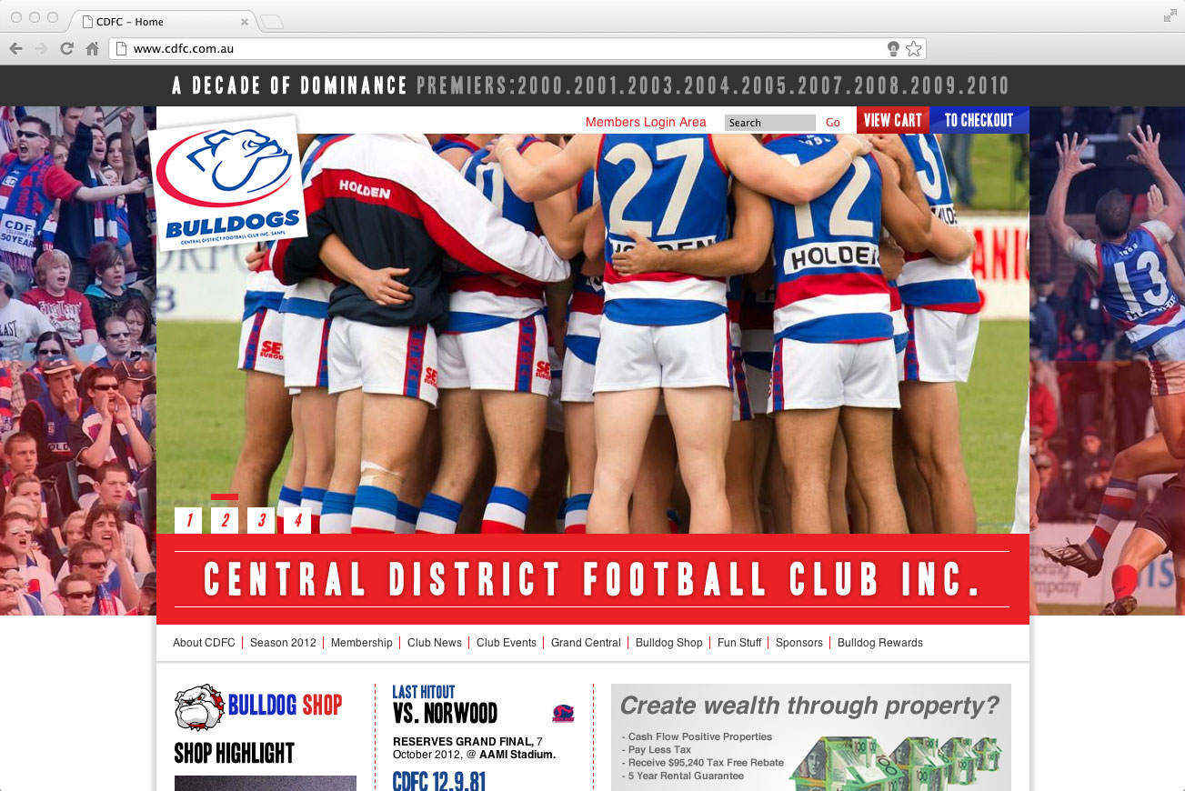 Central Districts Football Club